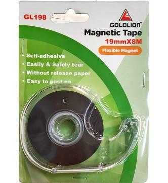 Magnetic Tape 19mm x 8 meter.GL198