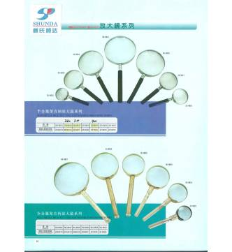 Magnifying Glass, Diameter 75mm 3 inches