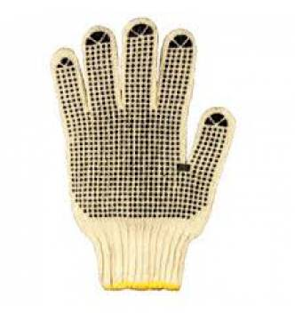 Cotton Hand Clove with rubber pips
