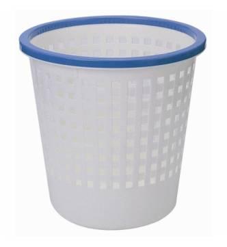 Plastic Waste Paper Basket #9554