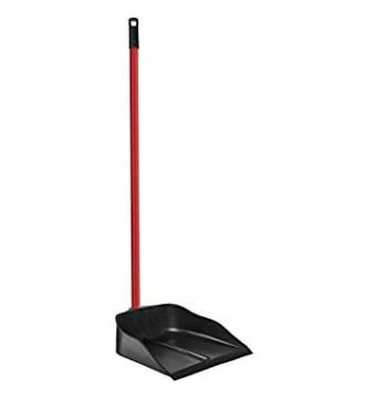 Dust pan long handle