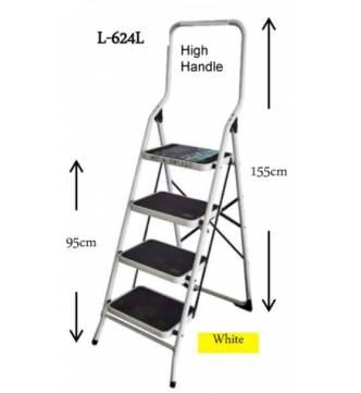 Foldable 4 Step Ladder.624 LS