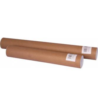 A1 Poster Mailing Tube 24 inches x 2 inche diameter