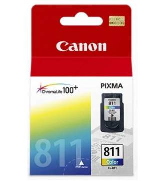 Canon Ink Cartridge PG-811 Color