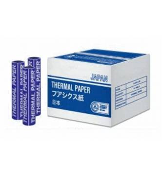 "Thermal Fax Paper Roll 210mm x 50m x 25mm (1""Core)"