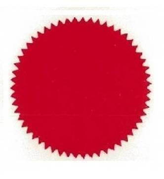 Common Seal Sticker 45mm Diameter. S0045