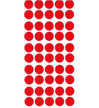 Common Seal Sticker 15mm Diameter. S0015