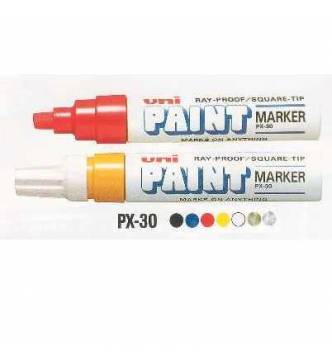 Paint marker UNI PX30 Broad