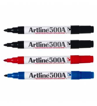 White board marker (Bullet tip) Artline EK500A.