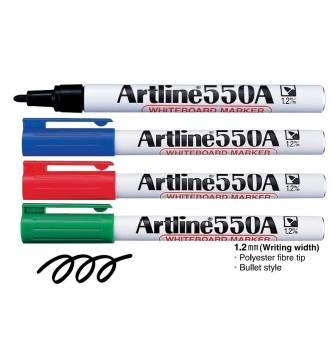 White board marker (Fine tip) Artline EK550A.