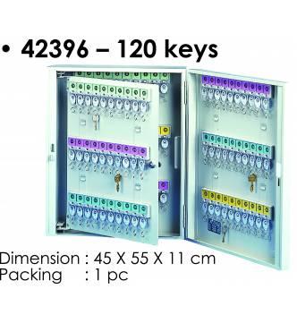 Steel Key Box 120 keys.KB-42395
