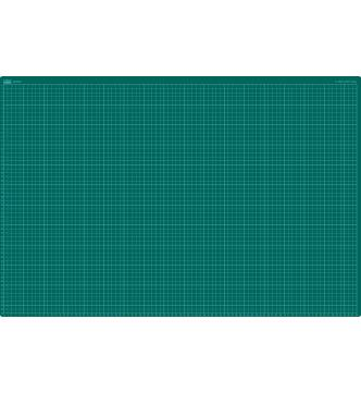 A1 Size Cutting Mat Green 600mm x 900mm.