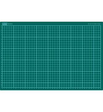 A3 Size Cutting Mat Green 300 mm x 450 mm.