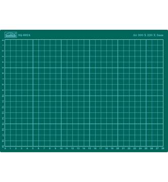 A4 Size Cutting Mat Green 210 mm x 300 mm.