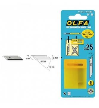 OLFA Blade KB (25's) (for OLFA AK-4,AK-1)