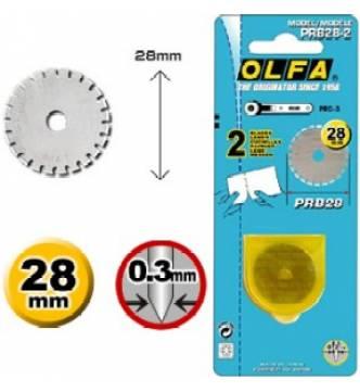 OLFA Perforation Blade PRB 28-2.