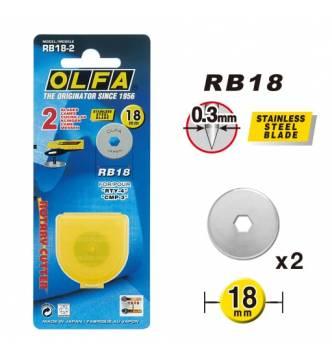OLFA Perforation Blade PRB 18-2 .