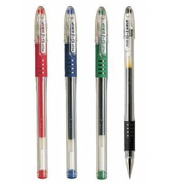 Pilot G1-0.7mm Gel-Ink Pen BLGP-G1-7 (Grip).