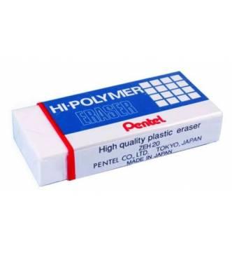 Pentel Hi-Polymer Eraser ZEH10 (Large)