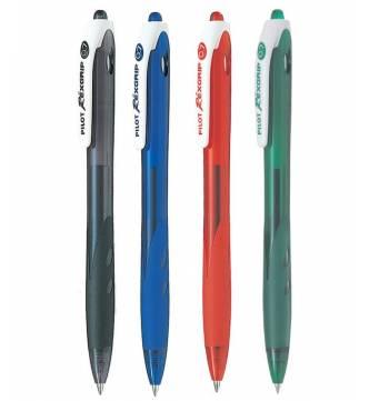 Pilot REXGRIP-Ball Pen 0.7. retractable
