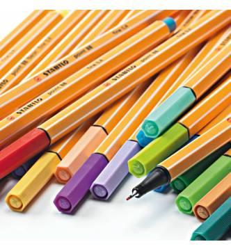 Stabilo Fine liner pen #88.