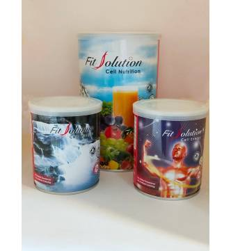Fitsolution Cell Nutrition -complete 3 can set