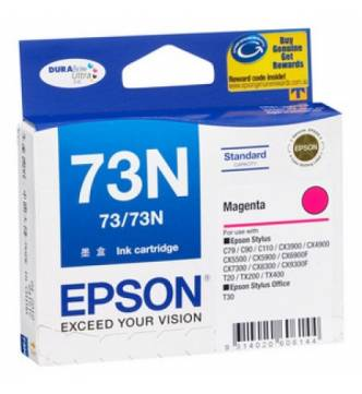 Epson 73N Ink Cartridge Magenta T105390