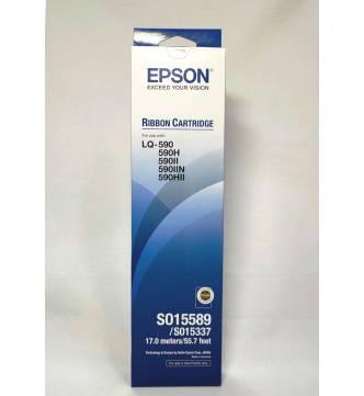 Epson Ribbon for LQ 590  S 015589 / S015337