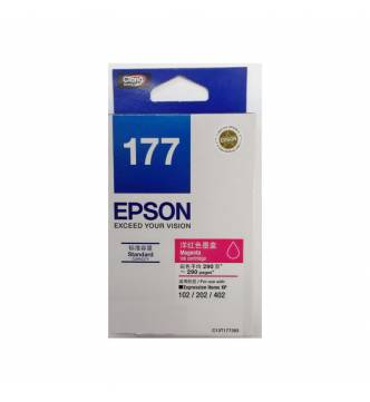 Epson 177 Ink Cartridge Magenta T177390