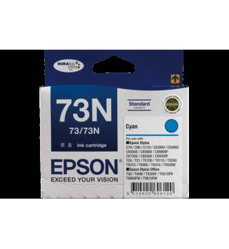 Epson 73N Ink Cartridge Cyan T105290