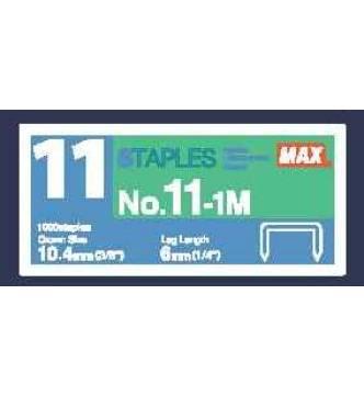 Max Staple 11-1m