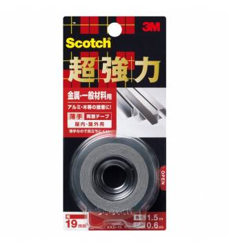 3M Super Heavy Duty Double Sided Mounting Tape 3M KKD-19.