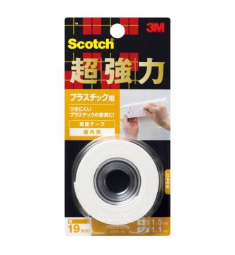 3M Super Heavy Duty Double Sided Mounting Tape  3M KPP 19.