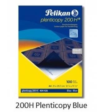 Carbon Paper Hand writing, Pelikan 200H