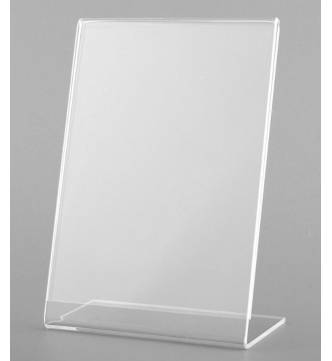 A4 Acrylic Card Stand 210 X 297mm,51010