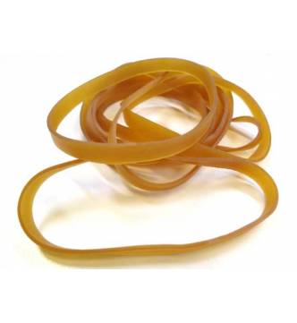 Rubber Band-Broad 7 mm X 130 mm