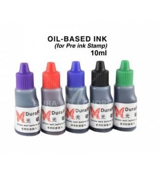 Durachop Stamper Ink 10 cc.