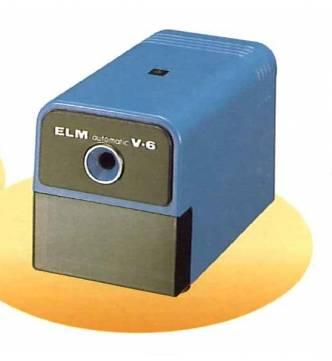 Electric Pencil Sharpener ELM V6.