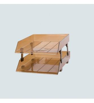 Executive 2 tier letter tray HK 628