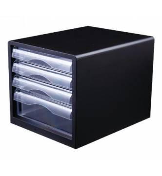 4 Drawer File Tray. Deli 9774