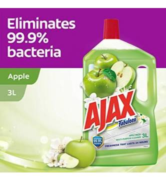 Ajax Fabuloso All-purpose Cleaner. 3 litres.