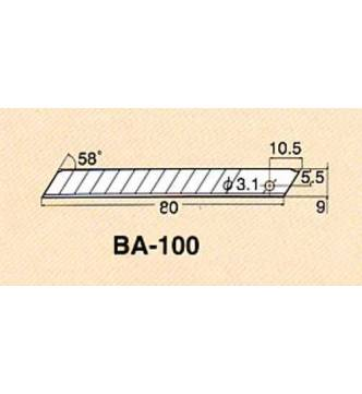 Cutter Blades Small NT A100.
