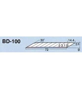 Cutter Blades Small NT D100.