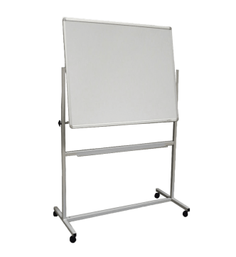 Whiteboard 3' x 4' (double side with stand)