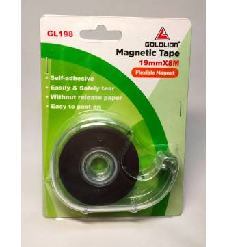 Magnetic Tape 19mm x 8 meter.GL198